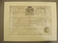 3 sur 3, document religieux avec cire après restauration et conditionnement.JPG
