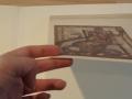 1 sur 2, Travail de conservation réalisé sur des dessins d'Antoine Bourdelle.JPG
