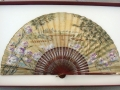 4 sur 4, Eventail asiatique du 18ème siècle après restauration et conditionnement.JPG